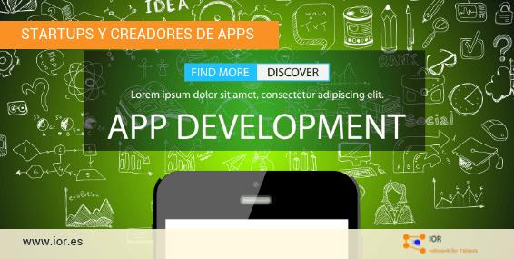 Startups y creadores de apps