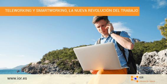Teleworking y smartworking, la nueva revolución del trabajo
