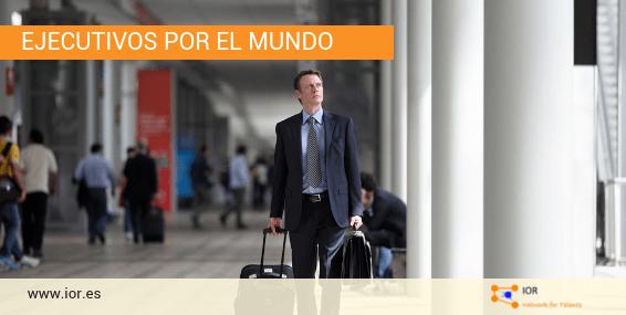 ejecutivos internacionales