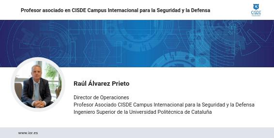 Raúl Álvarez Prieto CISDE