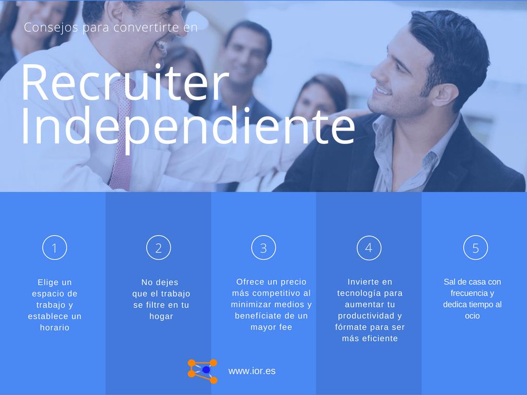 consejos recruiter