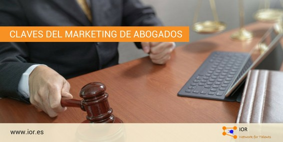 claves marketing abogados