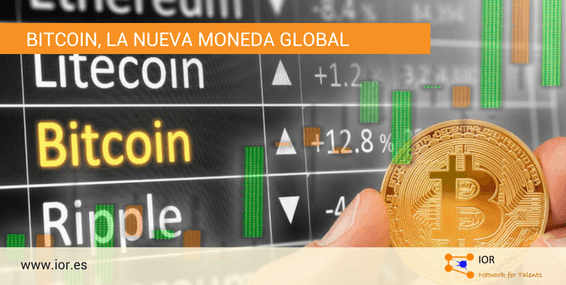 Bitcoin, la nueva moneda global