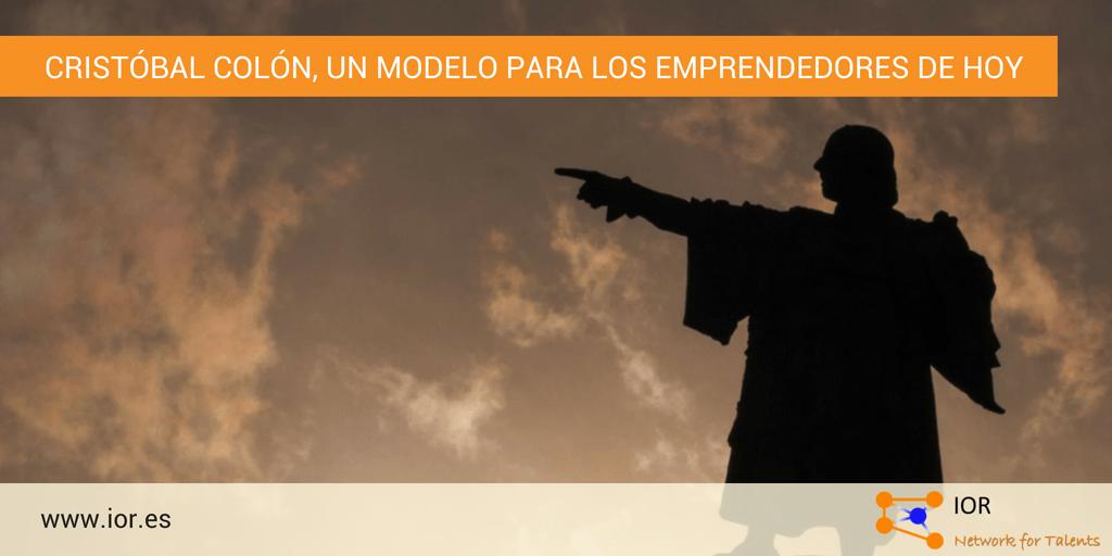 Cristóbal Colón, un modelo para los emprendedores de hoy