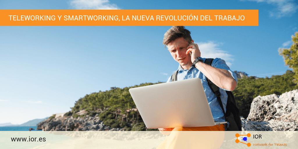 teleworking y smartworkng