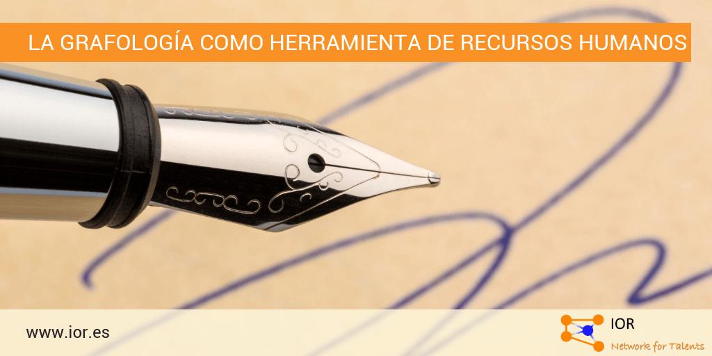 grafología recursos humanos