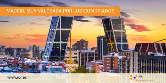 Expatriados en Madrid