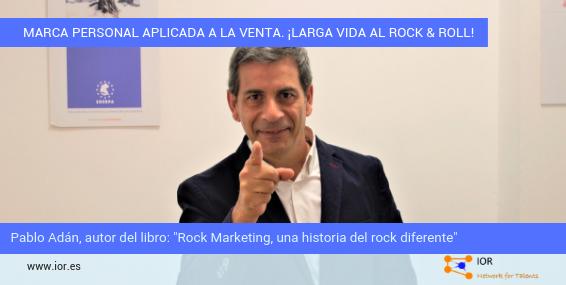 Pablo Adán artículo marca personal
