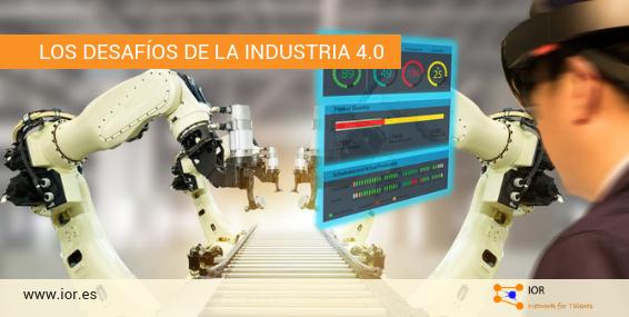 Los desafíos de la industria 4.0