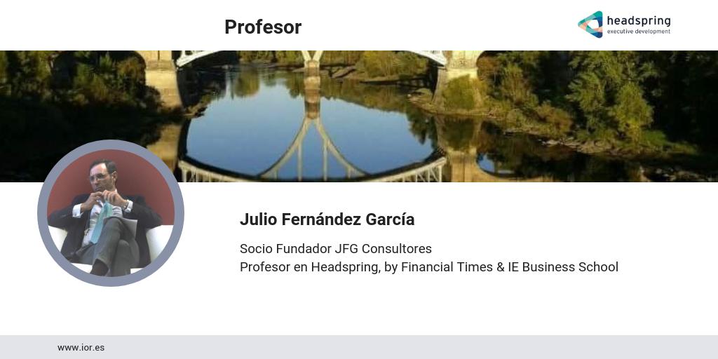 Julio Fernández Headspring