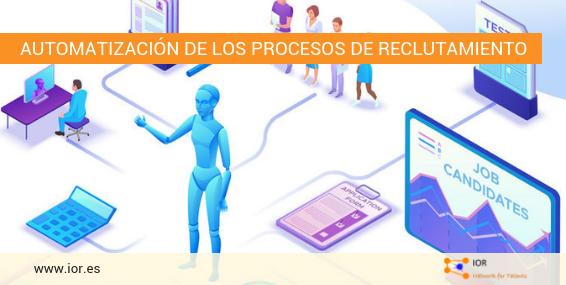 automatización procesos reclutamiento