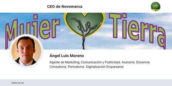 Ángel Luis Moreno Novomerca