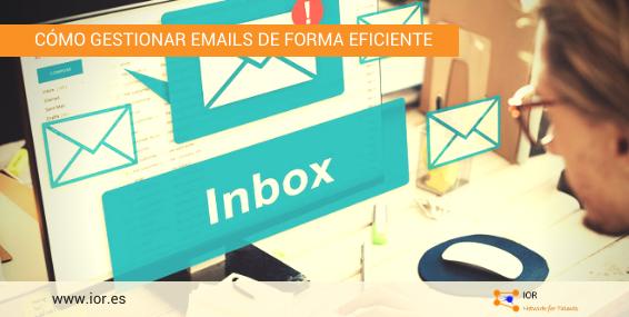 gestionar emails