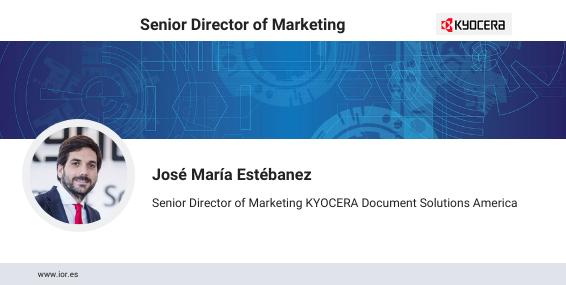 José María Estébanez Kyocera