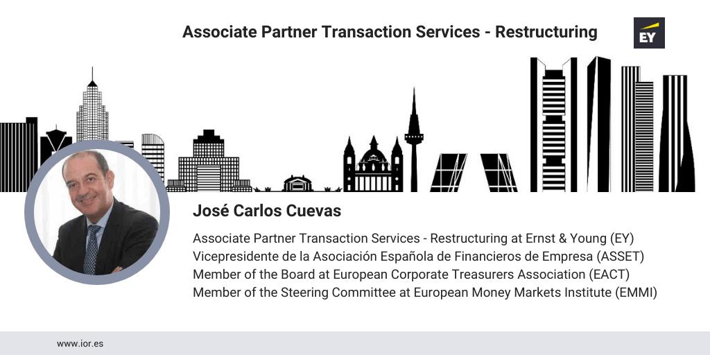José Carlos Cuevas EY
