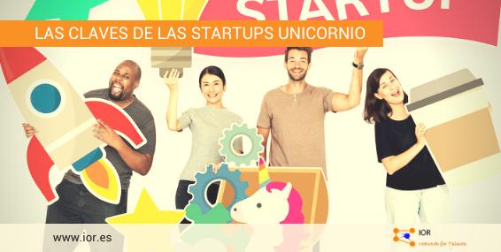 Startups unicornio características