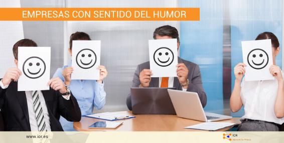 humor en las empresas