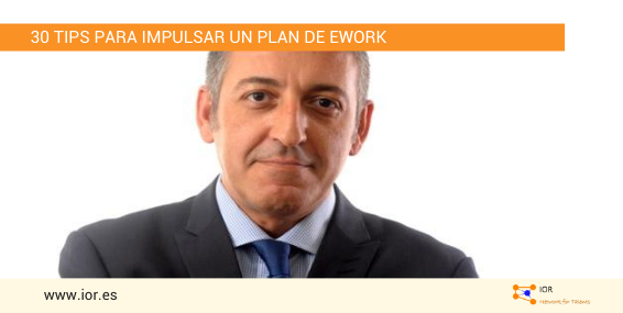 30 Tips para impulsar un plan de eWork