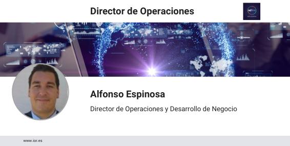 Alfonso Espinosa NetMx