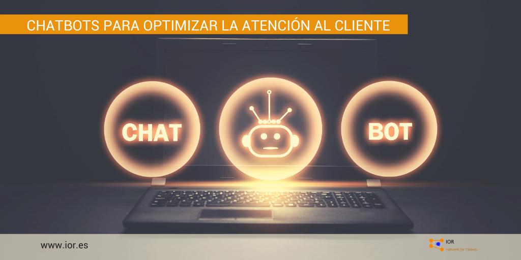 Chatbots atención al cliente