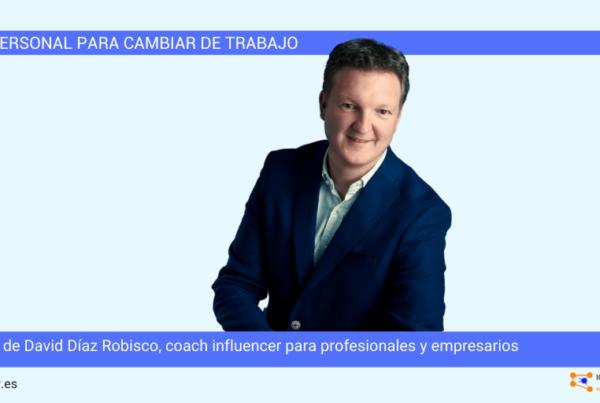Marca personal David Díaz Robisco