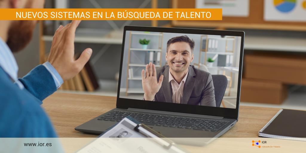 sistemas búsqueda de talento