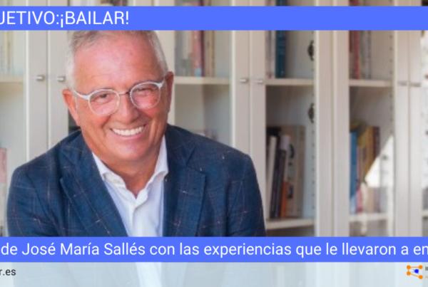 Objetivo: ¡Bailar! de José María Sallés