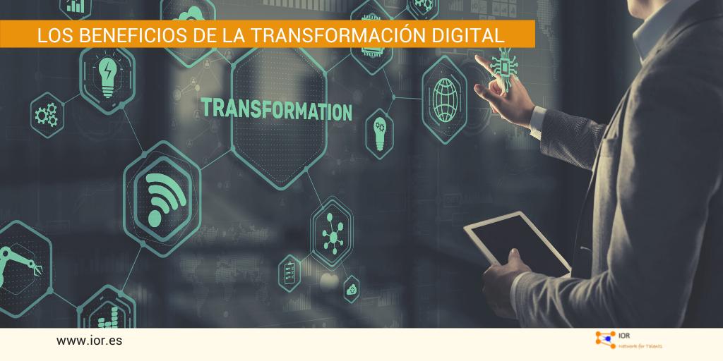 beneficios transformación digital